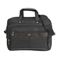 """Χαρτοφύλακας Επεκτεινόμενος Laptop 15,6"""" RCM 99001 Μαύρο"""