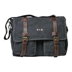 Τσάντα Ώμου - Χαρτοφύλακας RCM 17478 Μαύρο