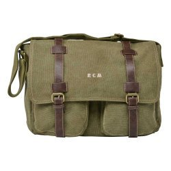 Τσάντα Ώμου - Χαρτοφύλακας RCM 17478 Χακι