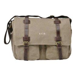 Τσάντα Ώμου - Χαρτοφύλακας RCM 17478 Μπεζ