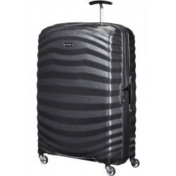 Βαλίτσα Σκληρή Samsonite Lite-Shock Spinner 81cm 62767-1041 Black