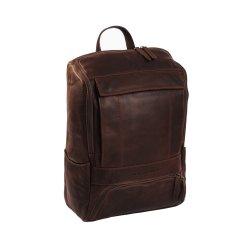 Σακίδιο Πλάτης Δερμάτινο The Chesterfield Brand Rich C58.015701 Brown